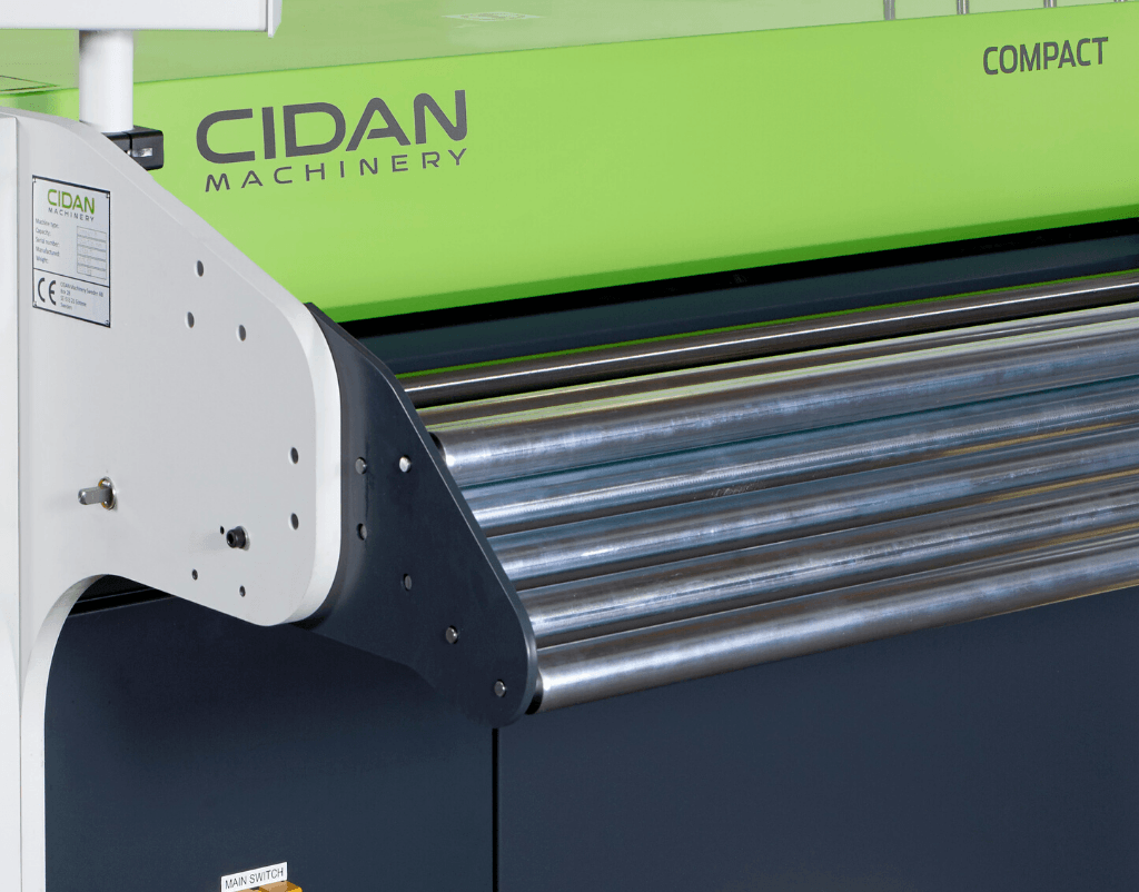 Cidan Cut to Length Machine Type Header