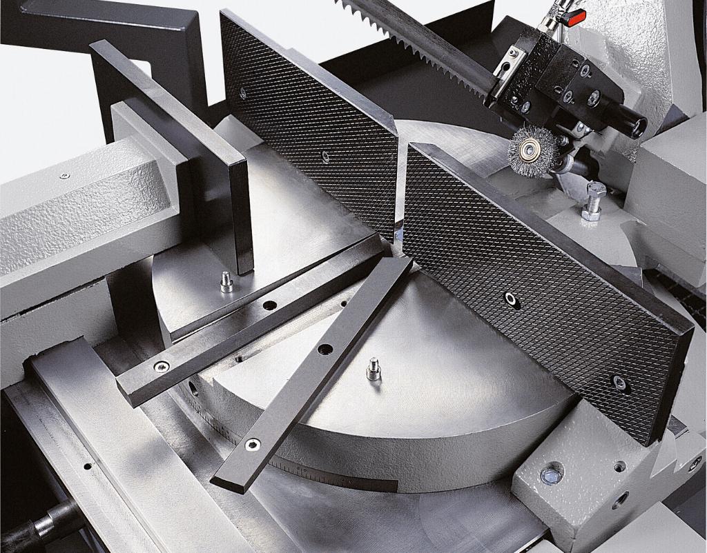 Shark 382-1 SXI Semi Auto Bandsaw Machine Type Header