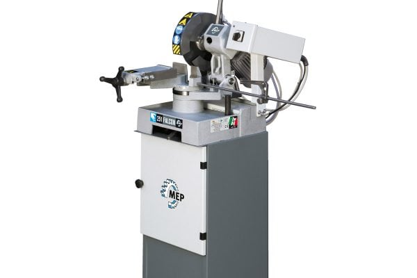 MEP Falcon 251 Manual Coldsaw