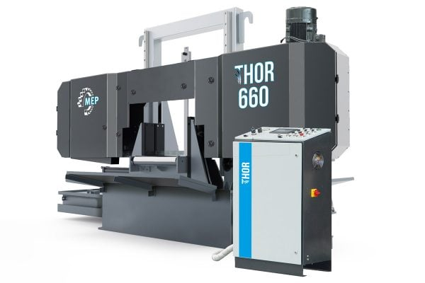 MEP Thor – Semi Automatic Bandsaw