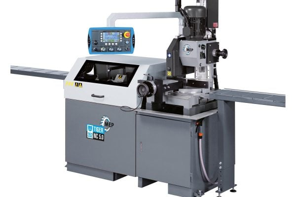 MEP Tiger 352 NC 5.0 Automatic Coldsaw